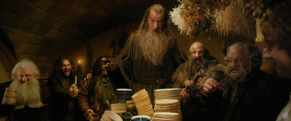 The hobbit an unexpected journey beorn