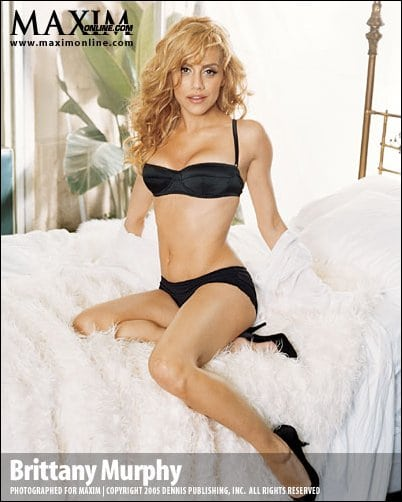 Brittany Murphy, Photo, Biography
