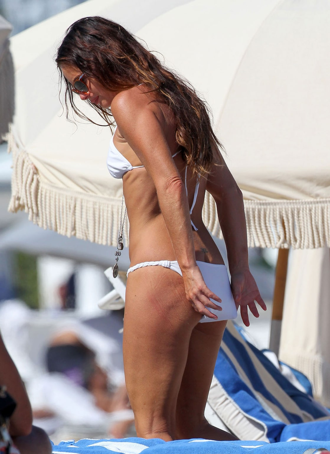 Picture Of Gabrielle Anwar
