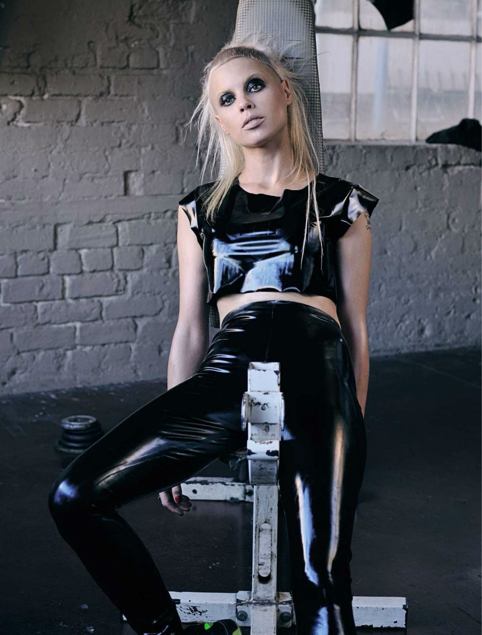 Yolandi Visser Nude Photos 69