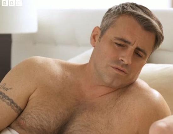 Naked Blanc Matt Le