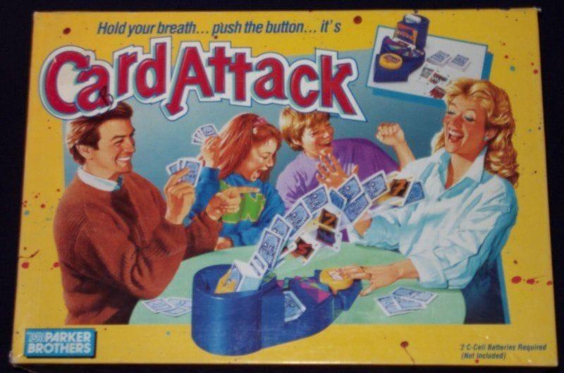 Card Attack