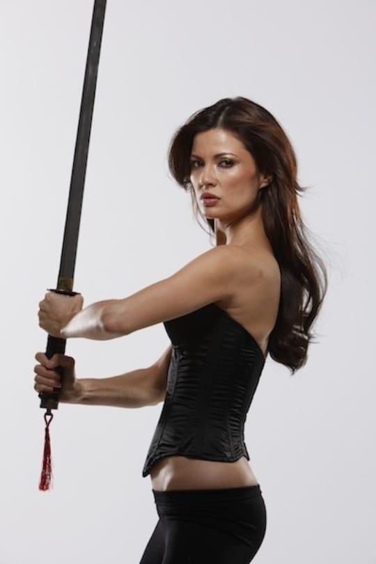 Picture of natassia malthe for Water bra wiki