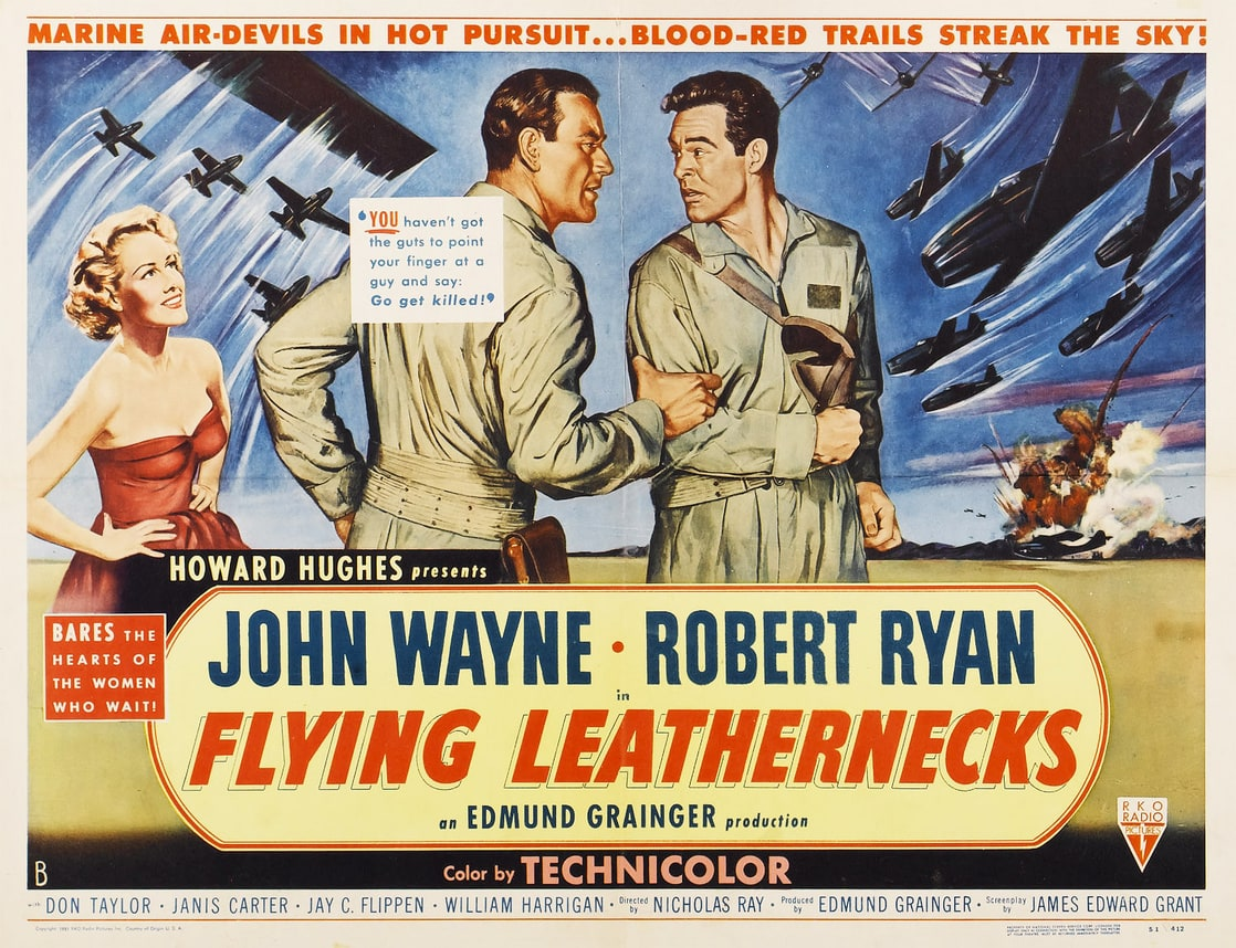 Picture of Flying Leathernecks (1951)