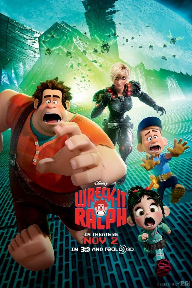 Film wreck it ralph full movie
