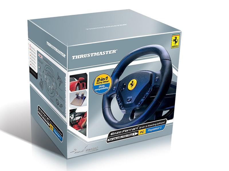 скачать драйвер для руля Thrustmaster Ferrari Gt 2 In 1 Rumble Force - фото 9