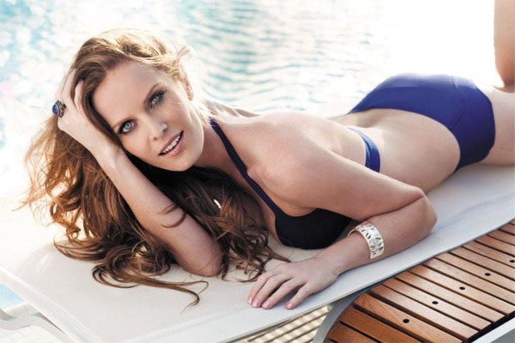 Session Photos of rebecca mader bikini
