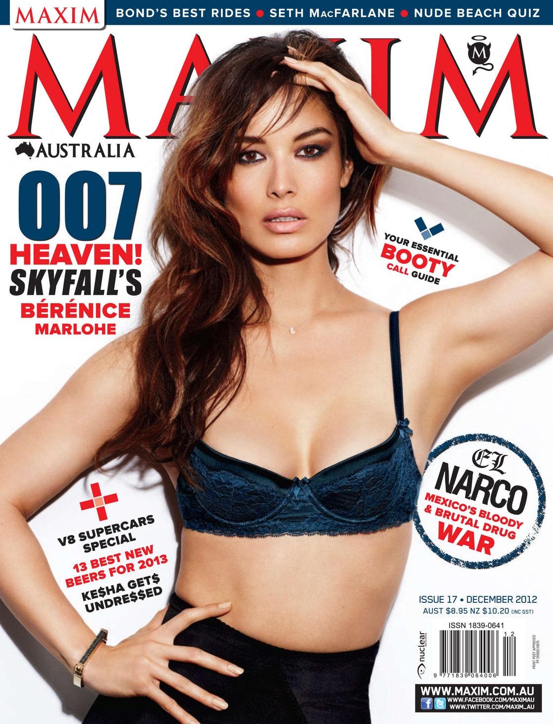 Журнал Максим Декабрь 2010 Год