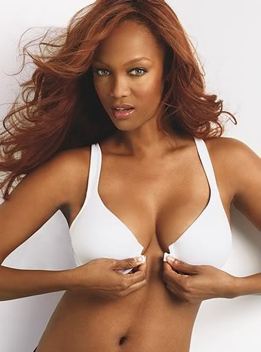 Tyra banks fake nude celebrity