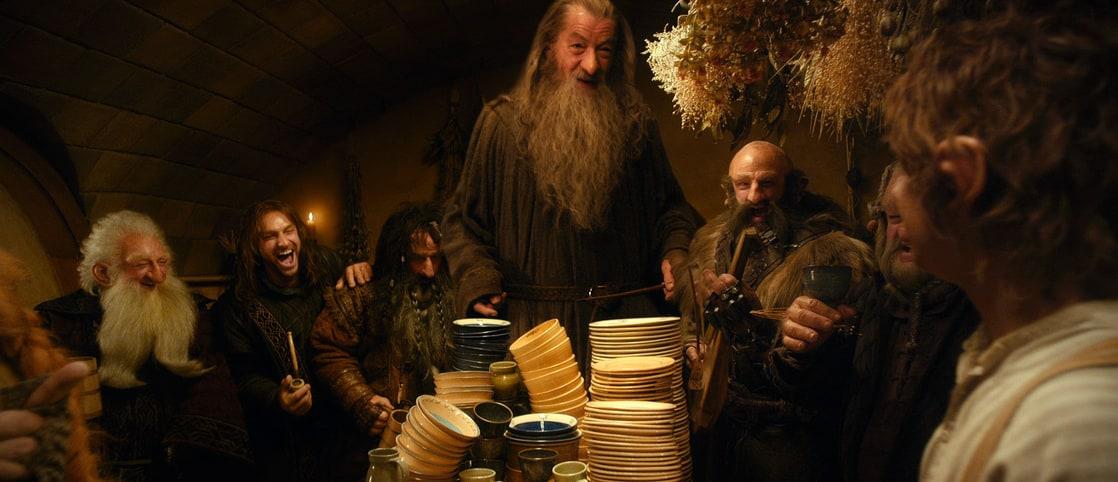 the hobbit an unexpected journey book report