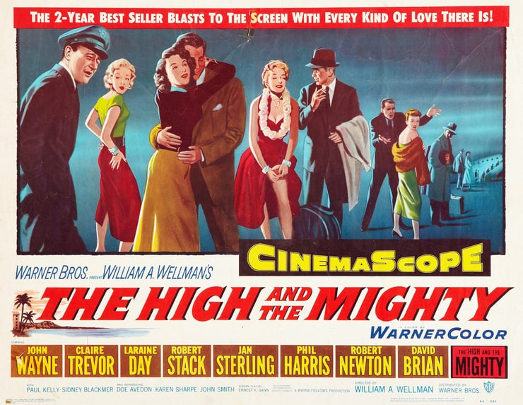 The movie high and mighty
