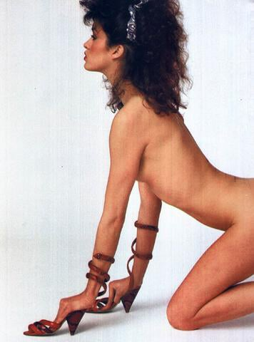 Janice dickinson naked porn