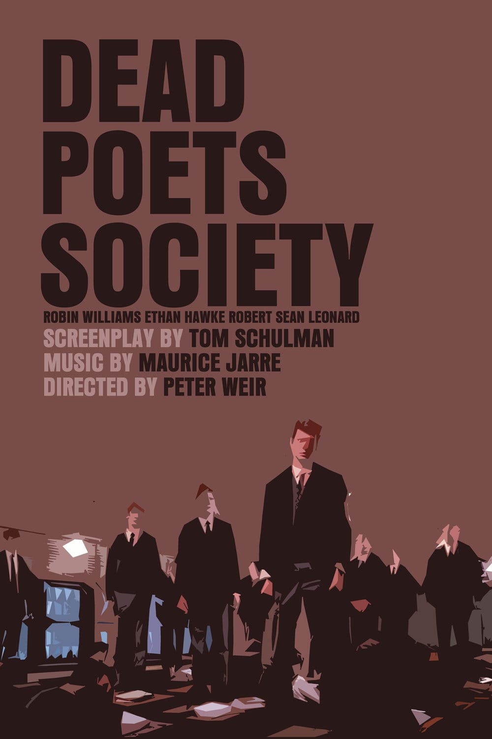 "movie review dead poets society Sarah wood educational psychology the dead poets society movie review ""carpe diem seize the day, boys make your lives extraordinary"" is the main line of the."
