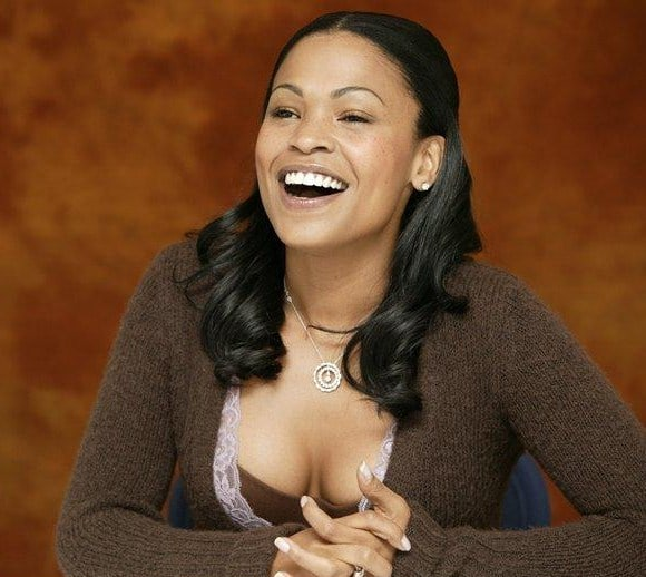 Really. happens. Nia long nude house lies