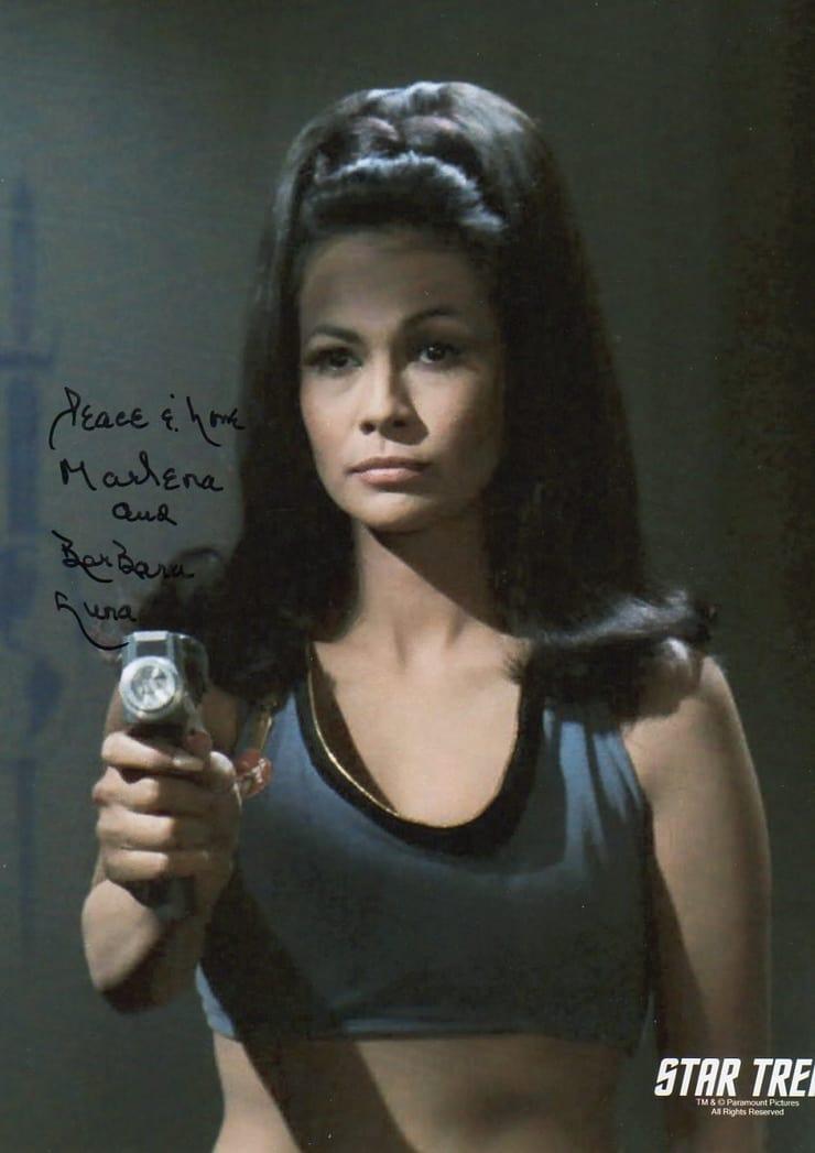 Picture Of Barbara Luna