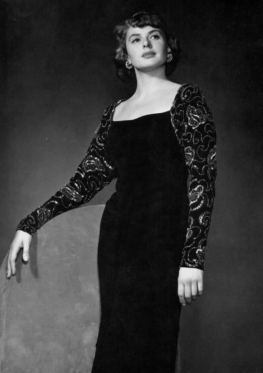 ingrid bergman her lifelong dedication to The following is a description of ingrid's basic stance toward life, the way others see her, the way ingrid bergman comes across, the face she shows to the world.