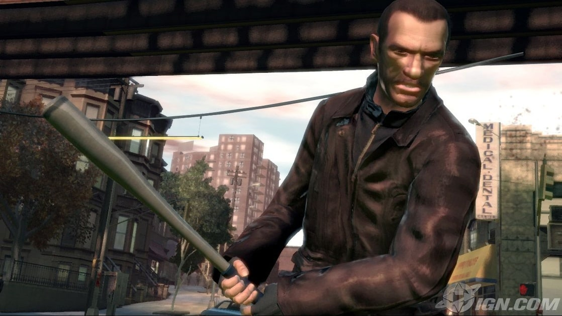 Picture Of Niko Bellic