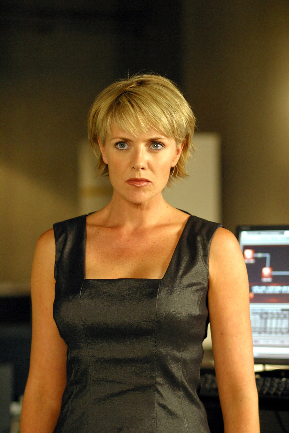 Amanda Tapping Hot picture of amanda tapping