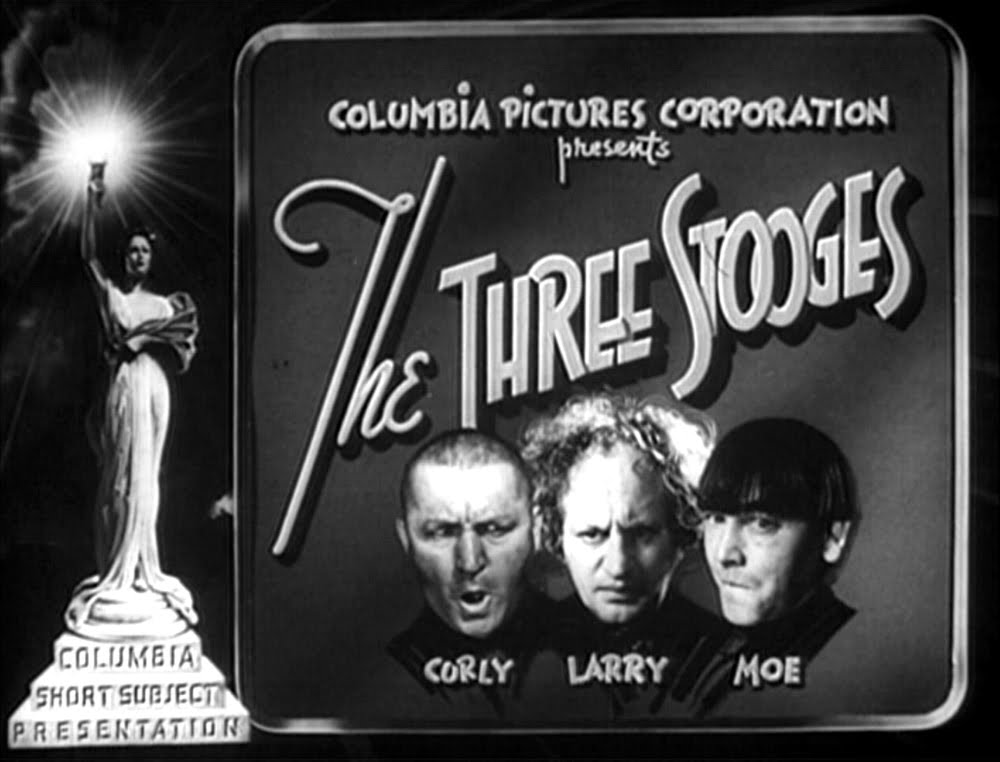 Picture Of The Three Stooges 75th Anniversary Collectors