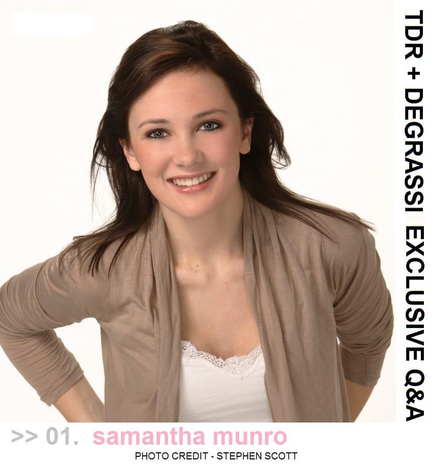 Samantha Munro Nude Photos 90