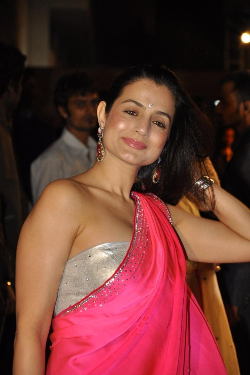 Picture of ameesha patel for Amisha indian cuisine