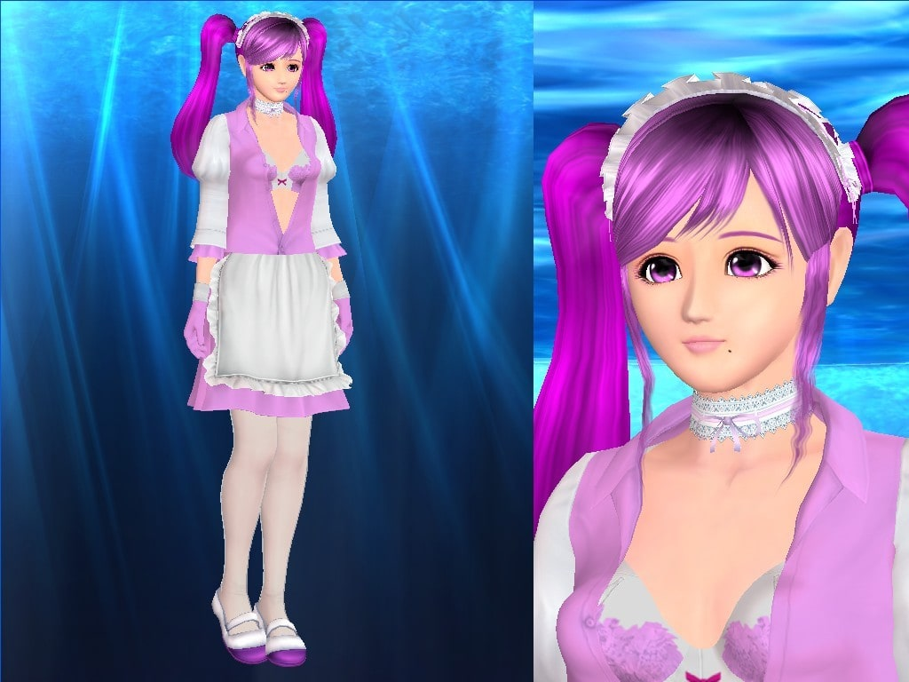 Artificial girl 3 character download for pc.