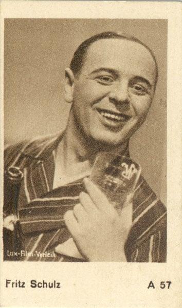 bisexual Fritz schulz actor