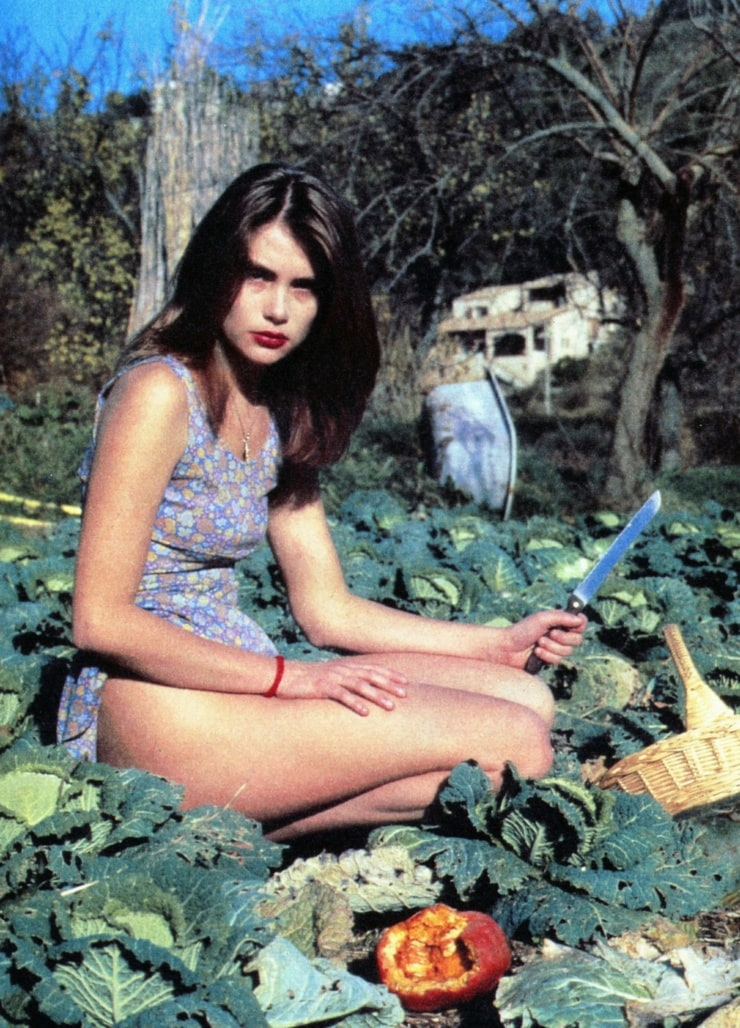 Picture of Emmanuelle Seigner