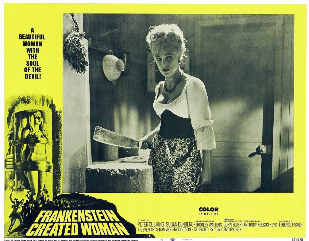 Frankenstein Created Woman Poster Picture of Frankenstei...