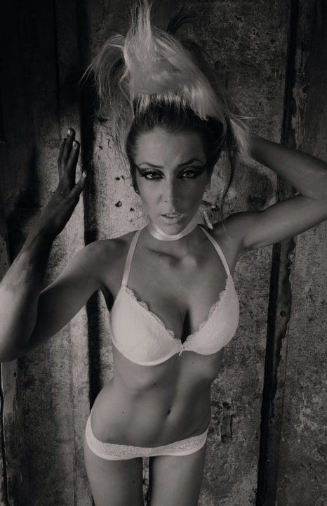 Jenna mourey nipple naked