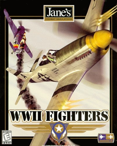 Wwii fighters box front