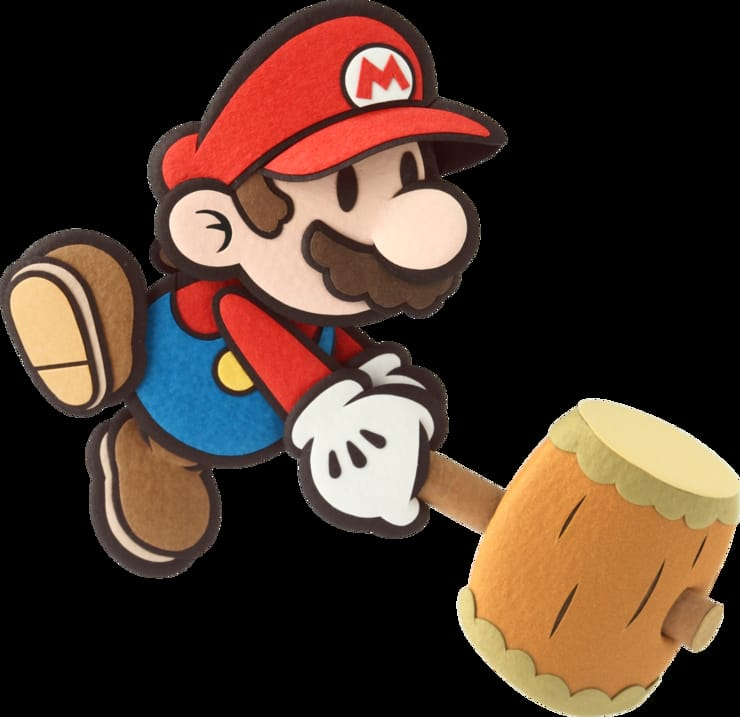 help with paper mario sticker star Mario is the main character in all four of the paper mario games, as well as his other adventures being made of paper, both mario & his surroundings have very.