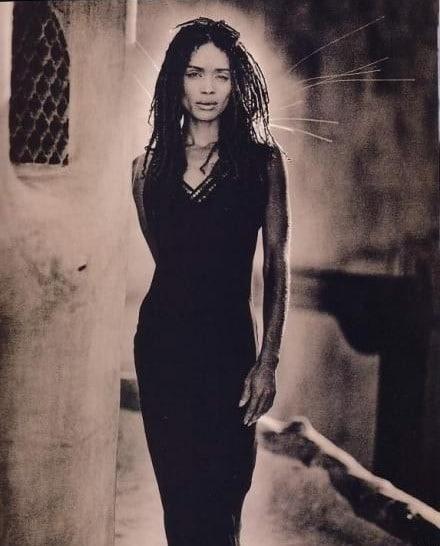 Picture Of Lisa Bonet