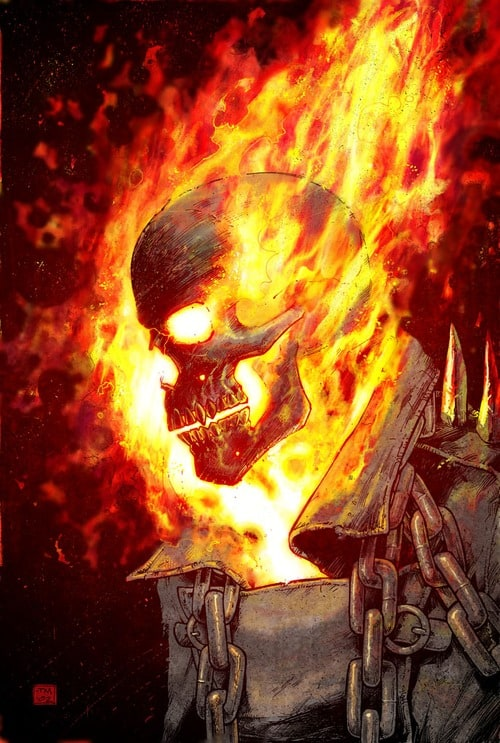from Kamron ghost rider girl naked image