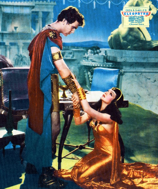 antony and cleopatra essay questions