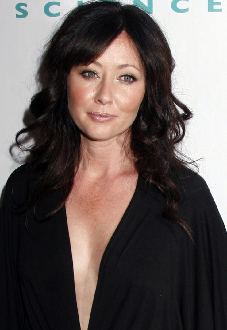 Shannen Doherty Is Digging Deep For Strength Amid Cancer Battle
