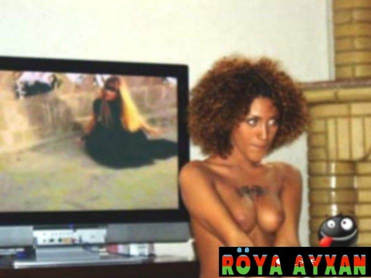 Азери певец ройа порно фото — pic 4