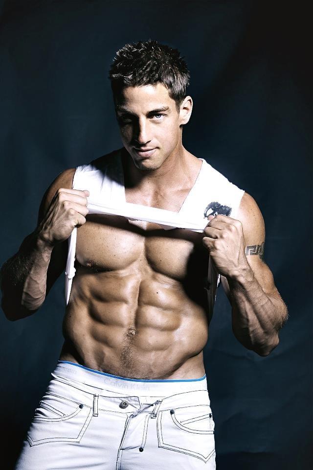 Muscle Jocks: Jason Borish