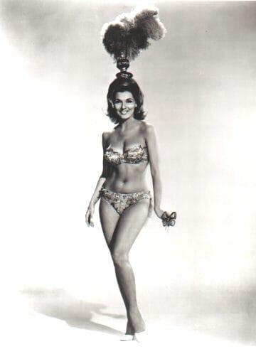 Actress Nancy Kovack Nude Naked Babes