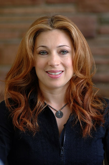 Picture Of Alex Kingston