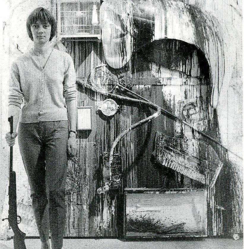 Picture of Niki De Saint Phalle