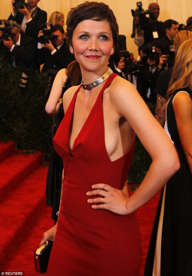 picture of maggie gyllenhaal