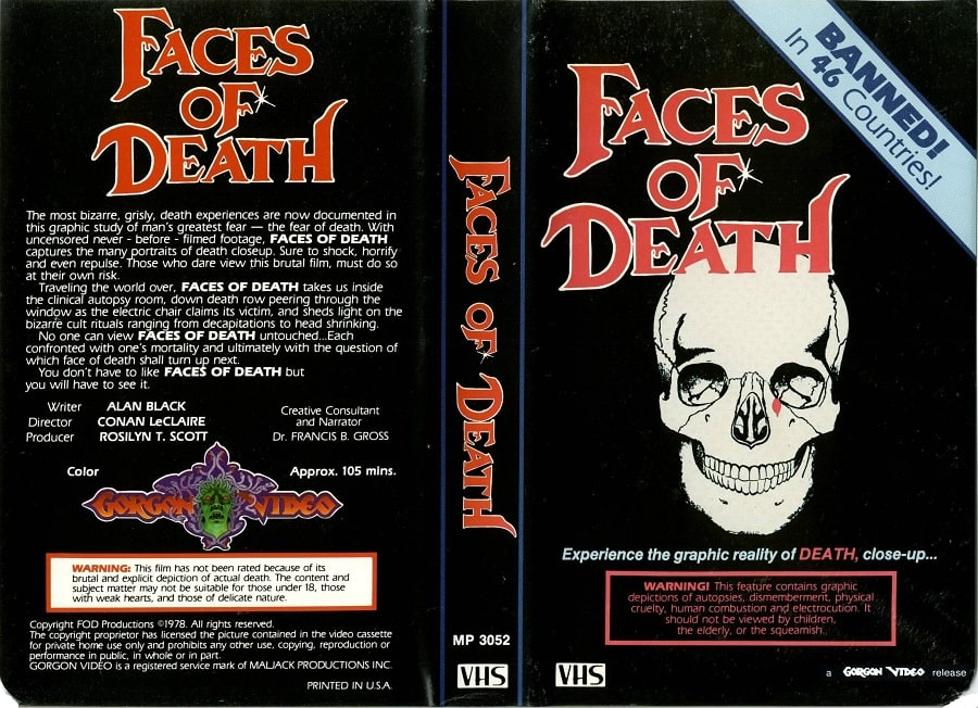 In this volume, the scenes of death start off with