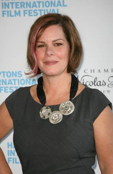 Actress Marcia Gay Harden And Her Family