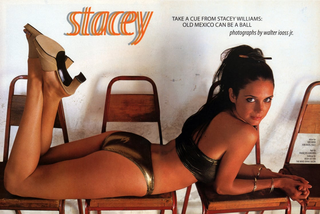 Stacey Williams
