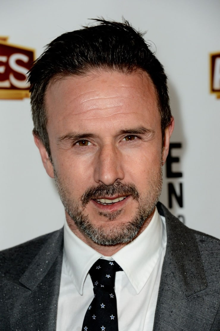 David arquette left bloodied in violent wrestling match