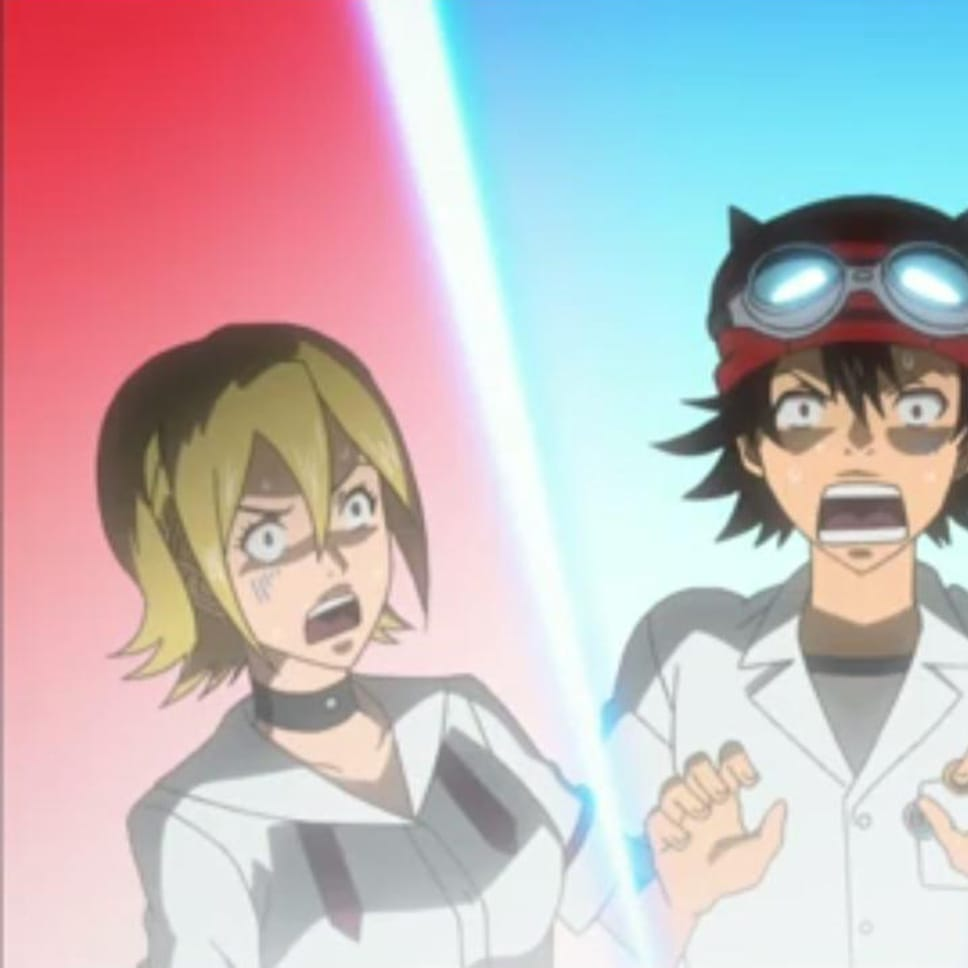 Anime Batch Comedy: It's More Funny Here List