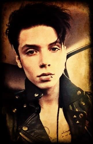 Picture of Andy Biersack