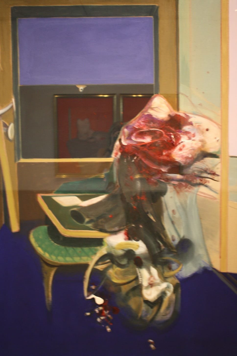 francis bacon artist essays Start writing remarkable essays francis bacon analysis the piece that i will be analysing is called 'portrait of pope innocent x' by the 30's artist, francis bacon.