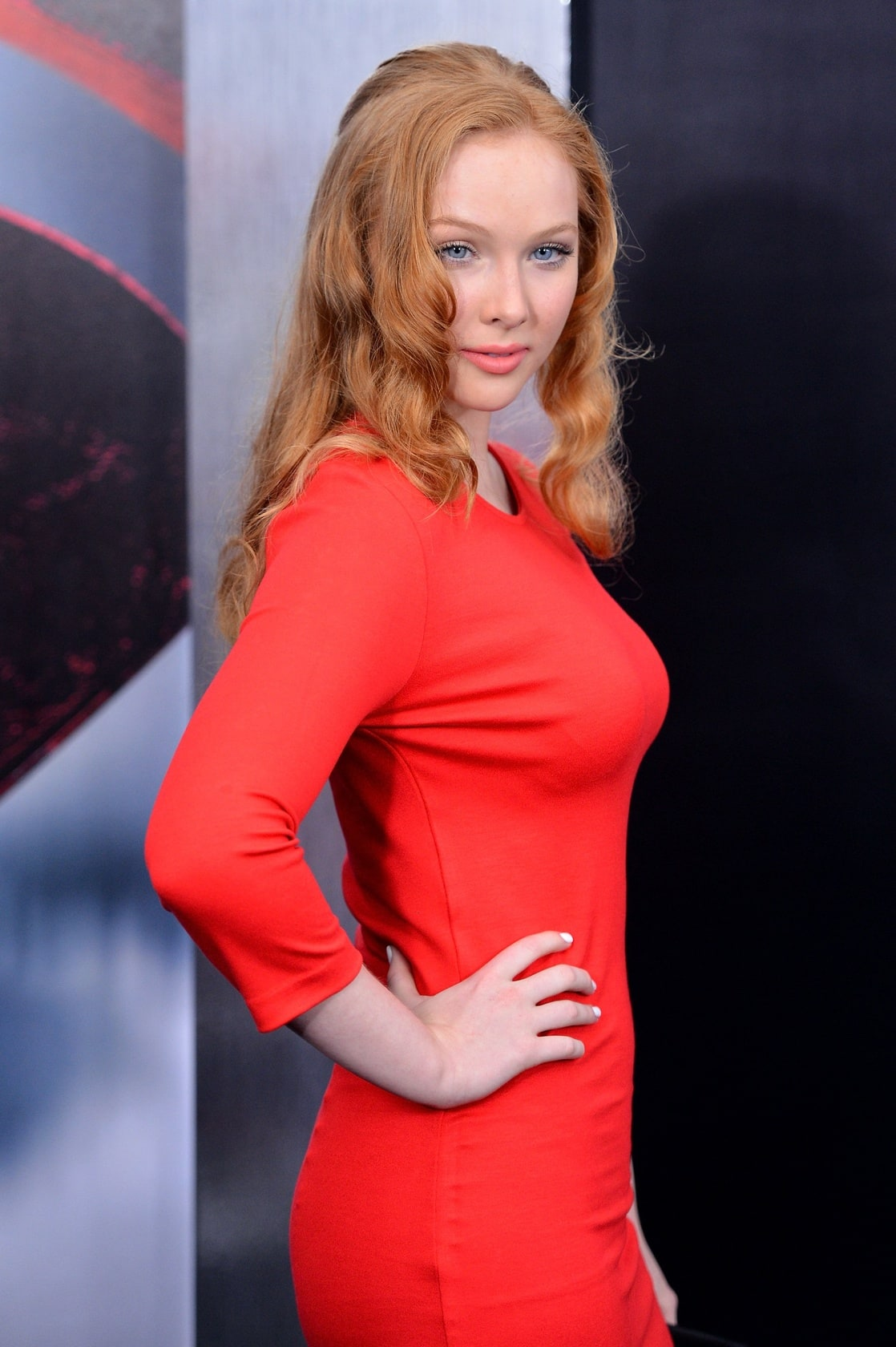 Picture of Molly C. Quinn